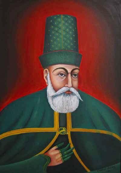Haci Bektas ( 1209-1271 )