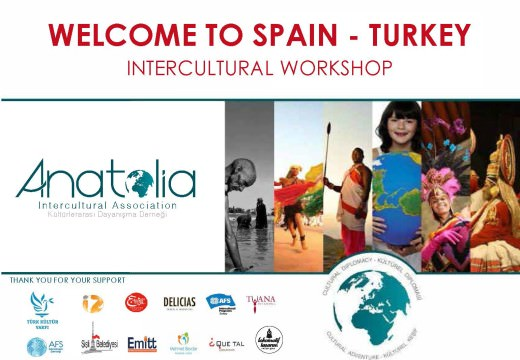 Spain – Turkey Event (05-04-2015)