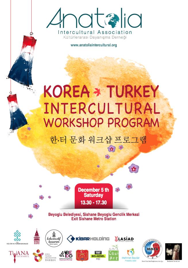 korea turkey event