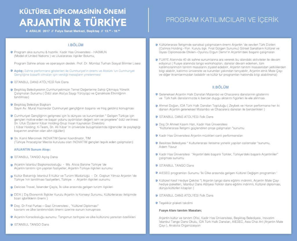 arjantin etkinlik davet 1