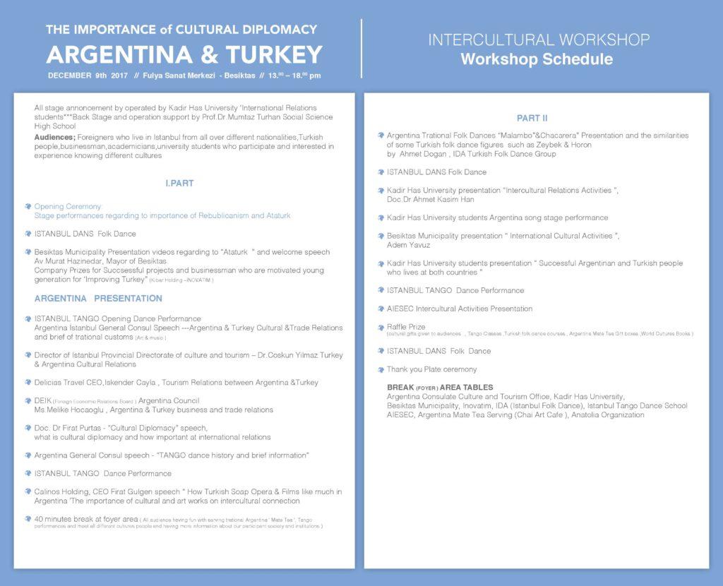 arjantin etkinlik davet 2